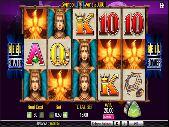 Firelight No Download Slot Game
