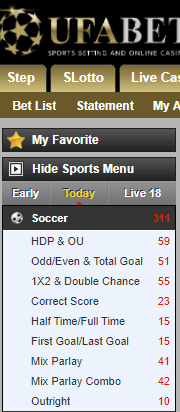 odd even goals betting